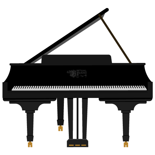 Virtual Classical Piano Online
