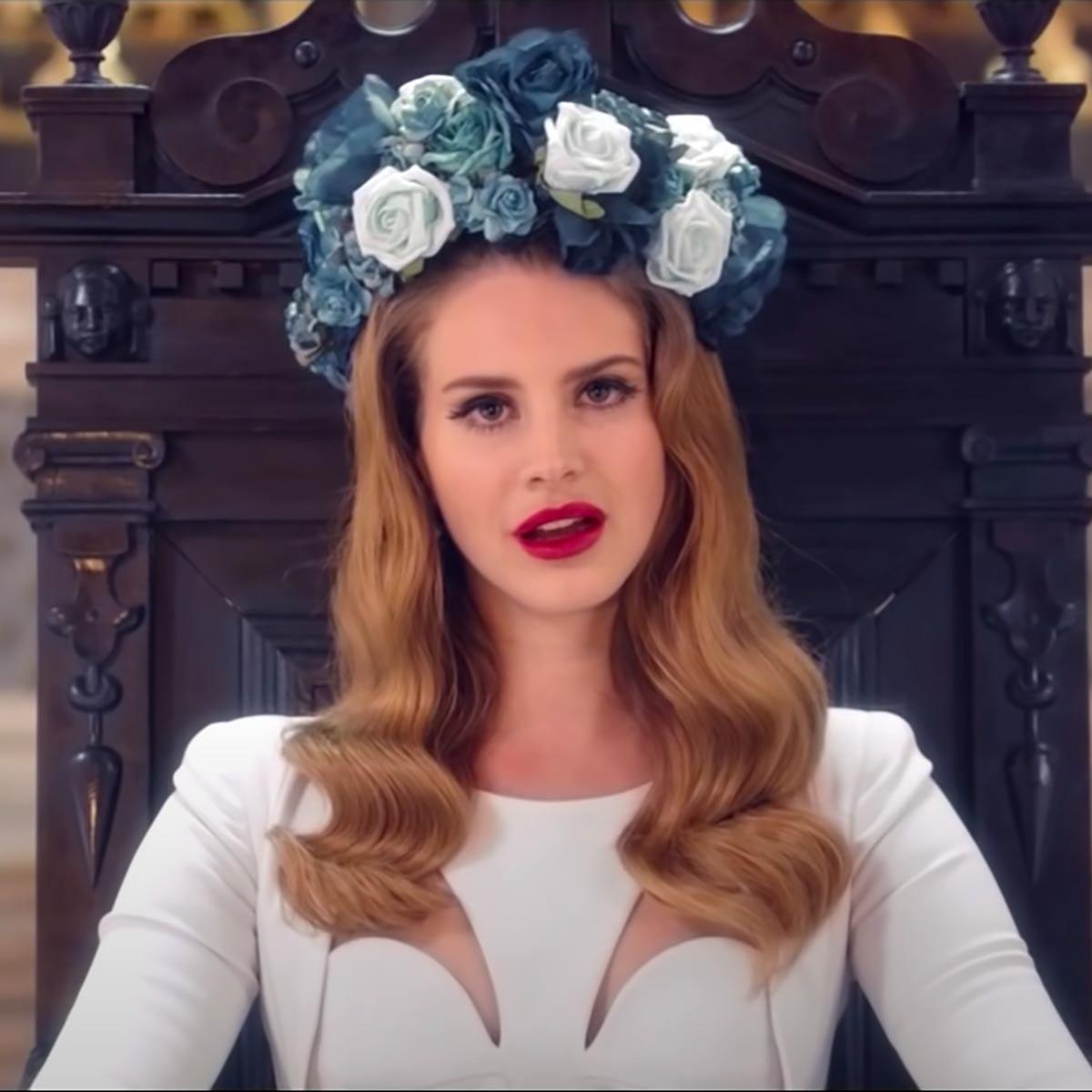 Lana Del Rey Music Sheets Music Artists Virtual Piano