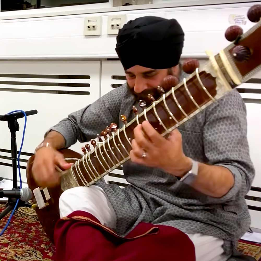 Learn Sitar Online, Virtual Piano