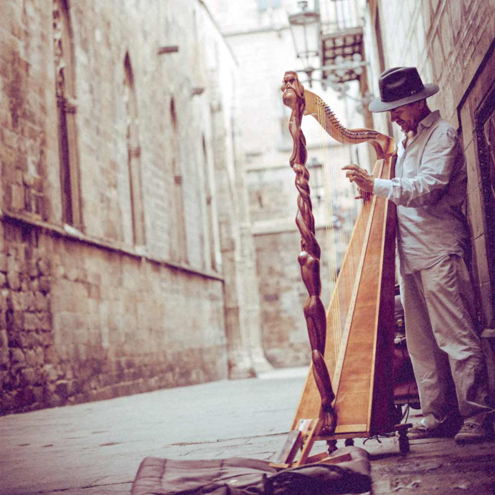Online Harp, Virtual Piano