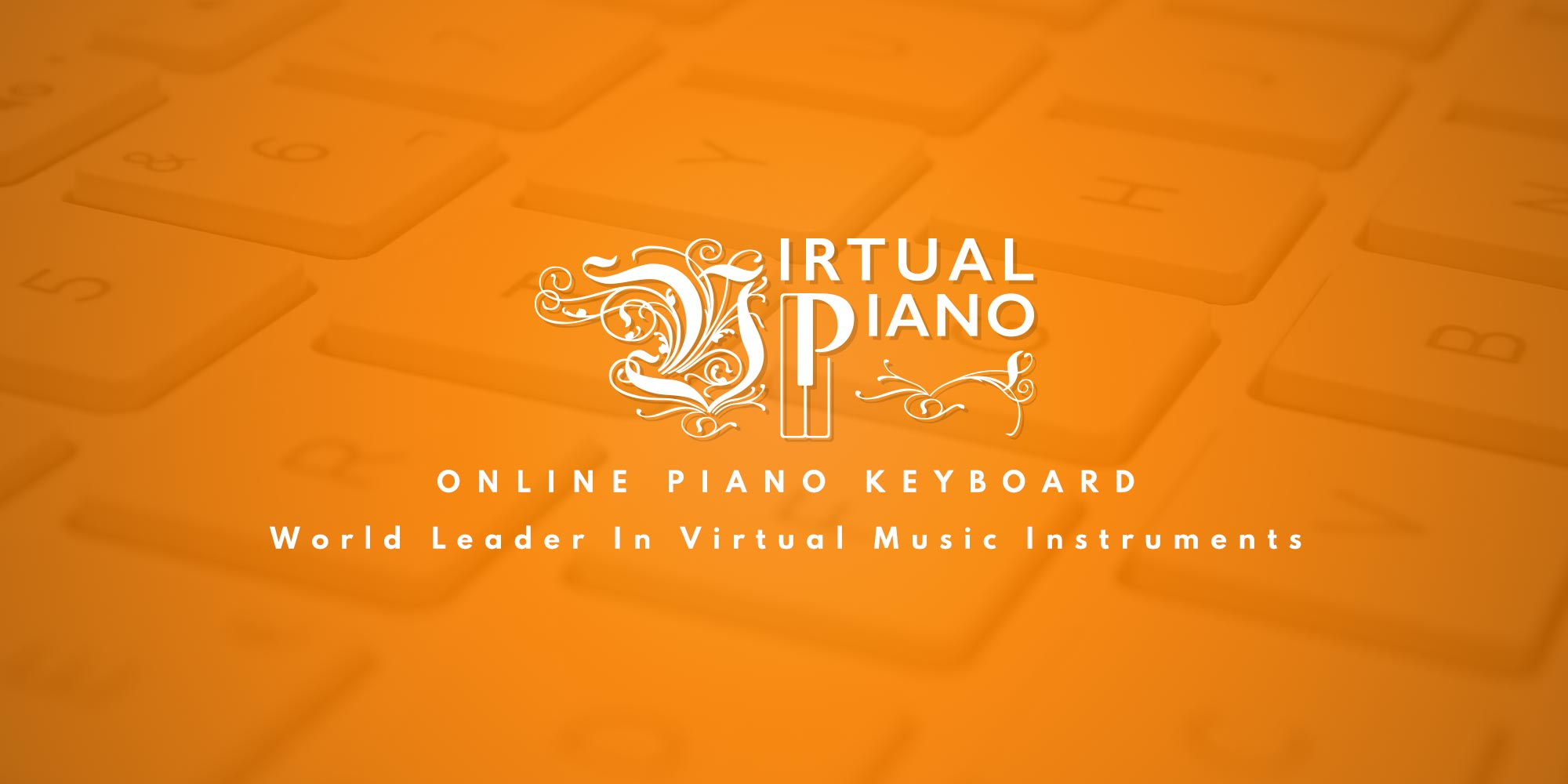 Online Piano Keyboard and Virtual Music Instruments