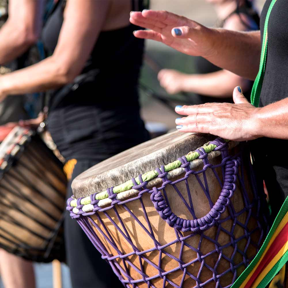 Online Samba Drums, Virtual Piano