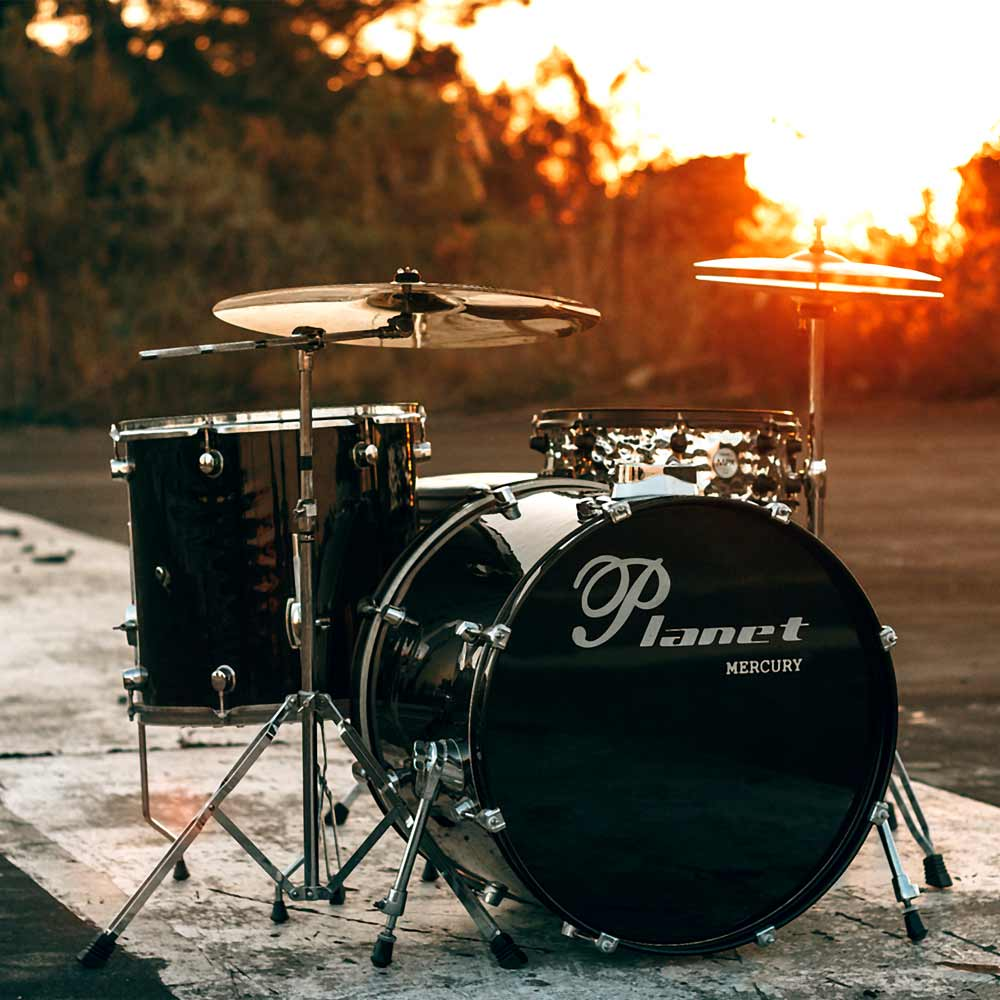 Play Drums Online on Virtual Piano