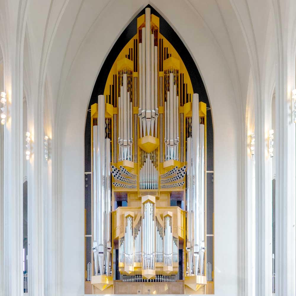 Play Organ Online on Virtual Piano