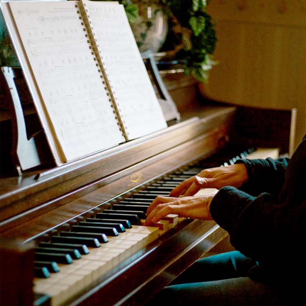 Upright Piano Online, Virtual Piano