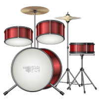 Virtual Drum Set, Percusion, Virtual Piano, Instrument
