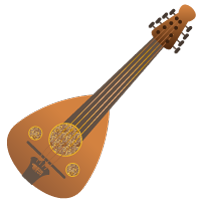 Virtual Oud, Middle Eastern Instrument, Virtual Piano, Instrument