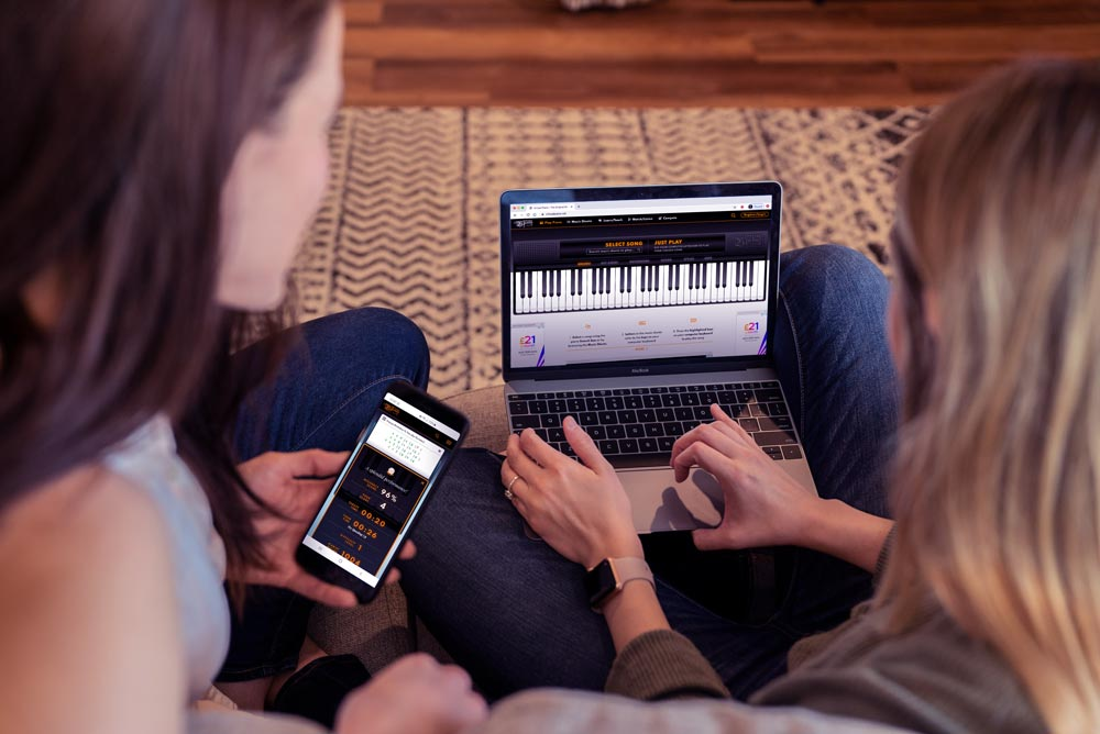 Virtual Piano Competition, Best Online Pianists