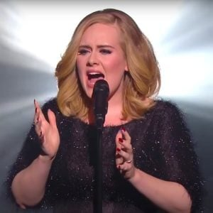 Adele, Artist on Virtual Piano, Play Piano Online