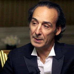 Alexandre Desplat, Artist on Virtual Piano, Play Piano Online