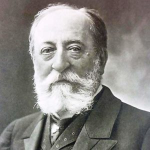 Camille Saint-Saëns, Artist, Online Piano Keyboard, Virtual Piano