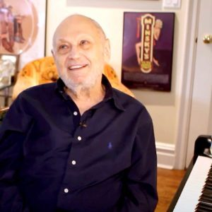 Charles Strouse, Artist on Virtual Piano, Play Piano Online