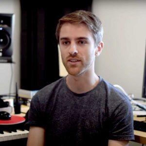 Christopher Larkin, Artist, Online Piano Keyboard, Virtual Piano