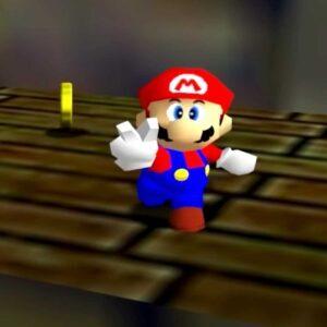Dire Dire Docks (Super Mario) - Koji Kondo, Song Sheet, Virtual Piano