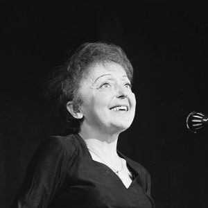 Edith Piaf, Artist on Virtual Piano, Play Piano Online