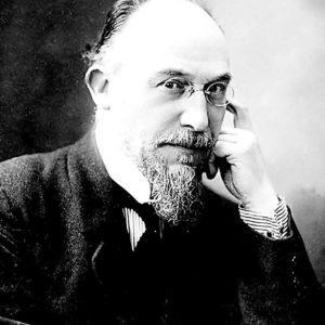 Erik Satie, Artist, Online Piano Keyboard, Virtual Piano