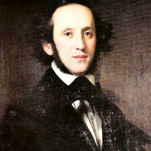 Felix Mendelssohn, Artist, Online Piano Keyboard, Virtual Piano