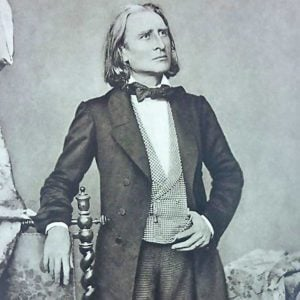 Franz Liszt, Artist, Online Piano Keyboard, Virtual Piano
