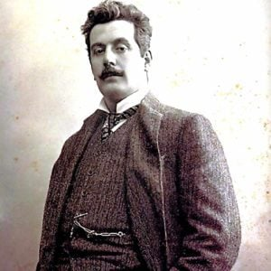 Giacomo Puccini, Artist, Online Piano Keyboard, Virtual Piano