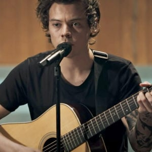 Harry Styles, Artist on Virtual Piano, Play Piano Online