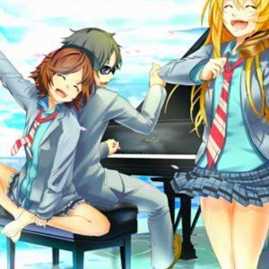 Hikaru Nara, Your Lie In April – Goose, Best Online Piano Keyboard, Virtual Piano