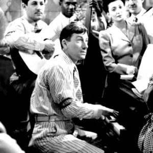 Hoagy Carmichael, Artist, Online Piano Keyboard, Virtual Piano
