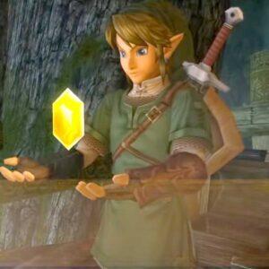 Ilia's Theme (The Legend of Zelda) - Koji Kondo, Song Sheet, Virtual Piano