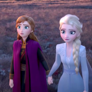 Into the Unknown – Idina Menzel (Frozen 2)