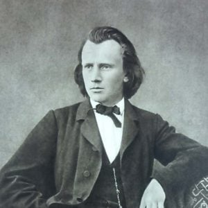 Johannes Brahms, Artist, Online Piano Keyboard, Virtual Piano