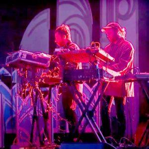 Kyle Dixon & Michael Stein, Artist on Virtual Piano, Play Piano Online