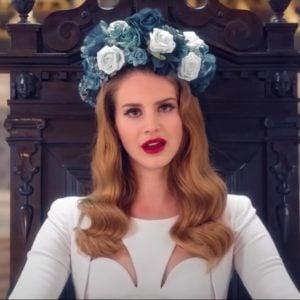 Lana Del Rey, Artist on Virtual Piano, Play Piano Online