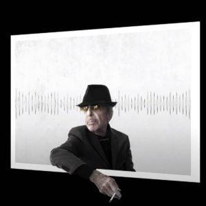 Leonard Cohen, Artist on Virtual Piano, Play Piano Online
