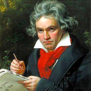 Ludwig van Beethoven, Artist, Online Piano Keyboard, Virtual Piano