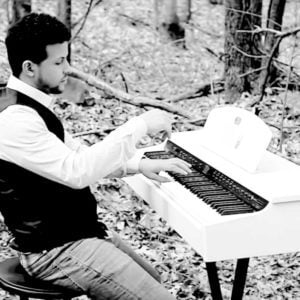Michael Ortega, Artist, Online Piano Keyboard, Virtual Piano