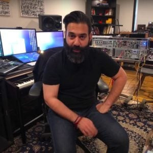 Nima Fakhara, Artist on Virtual Piano, Play Piano Online