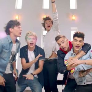 One Direction, Artist on Virtual Piano, Play Piano Online
