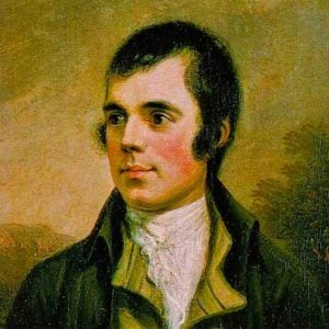 Robert Burns, Artist on Virtual Piano, Play Piano Online