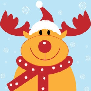 Rudolph The Red Nose Reindeer, Online Piano Keyboard, Virtual Piano