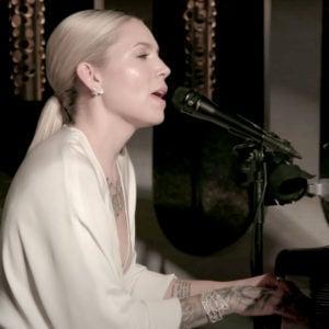 Skylar Grey, Artist, Online Piano Keyboard, Virtual Piano