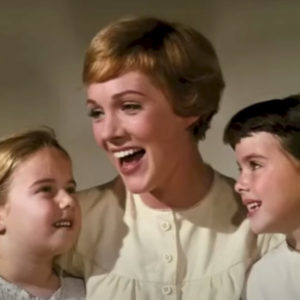 The Sound of Music, My Favorite Things, Song Sheet, Virtual Piano