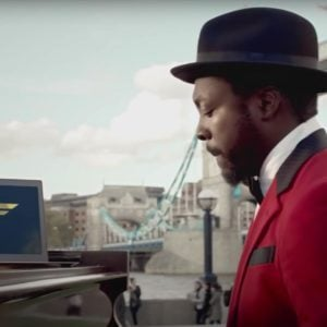 This is Love – Will.I.Am & Eva Simons, Online Pianist, Virtual Piano