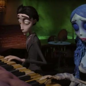 Victor's Piano Solo – Danny Elfman (Corpse Bride), Virtual Piano