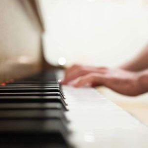 Wiegenlied - Johannes Brahms, Online Pianist, Virtual Piano