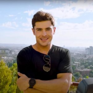 Zac Efron, Artist on Virtual Piano, Play Piano Online