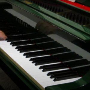 solfeggietto – Carl Philipp Emanuel Bach, Online Pianist, Virtual Piano